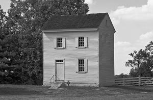 Shaker Waterworks 1833_Pleasant Hill_Kentucky 2