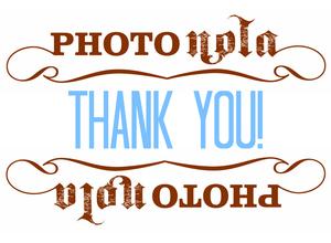 thank you photonola 2